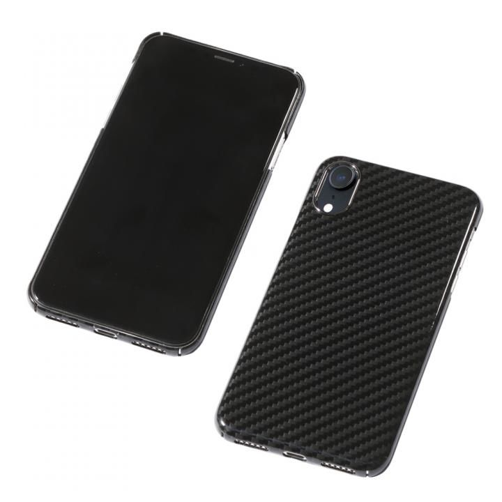 iPhone XR ケース Deff Ultra Slim & Light Case DURO グロスブラック iPhone XR_0