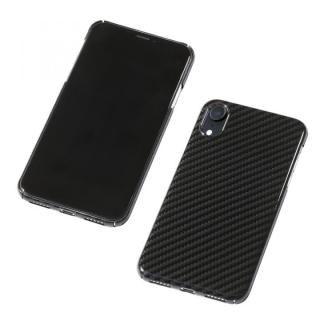 iPhone XR ケース Deff Ultra Slim & Light Case DURO グロスブラック iPhone XR