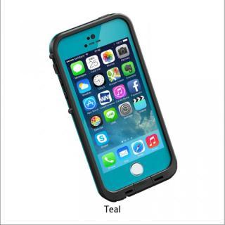防水なのにTouchID対応 LifeProof fre Teal iPhone SE/5s/5ケース
