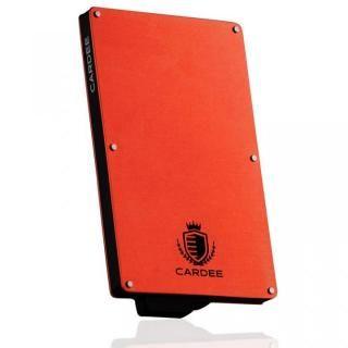 カードプロテクターケース「Cardee」イタリアンレッド【6月上旬】