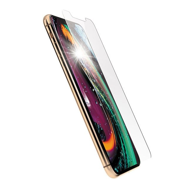 iPhone XS Max フィルム パワーサポート Dragontrail 強化ガラス for iPhone XS Max_0