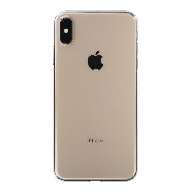 iPhone XS Max ケース パワーサポート エアジャケット クリア iPhone XS Max_0