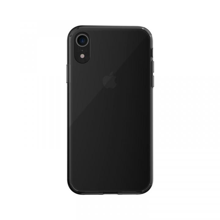 iPhone XR ケース Just Mobile TENC Air Crystal クリアケース クリスタルブラック iPhone XR_0