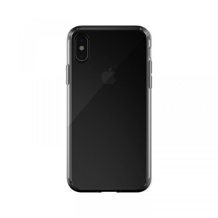 iPhone XS Max ケース Just Mobile TENC Air Crystal クリアケース クリスタルブラック iPhone XS Max_0