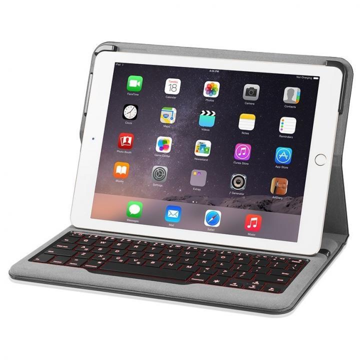 [4周年特価]Anker Bluetooth キーボードケース Backlit iPad Air 2