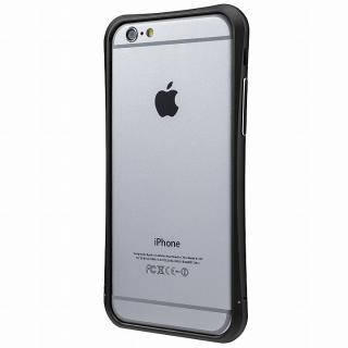 【iPhone6ケース】PRECISION ネジなし メタルバンパー ブラック iPhone 6