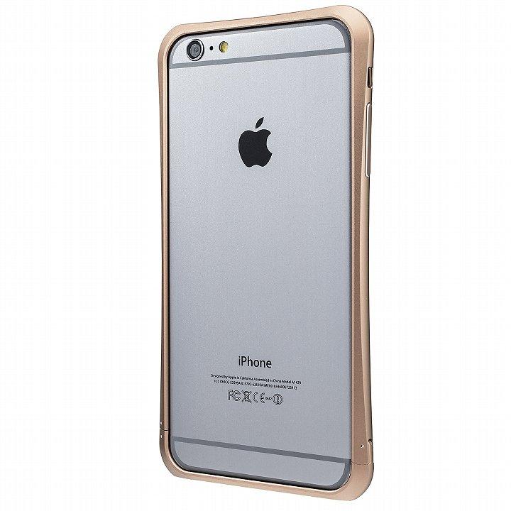 iPhone6 Plus ケース PRECISION ネジなし メタルバンパー ゴールド iPhone 6 Plus_0