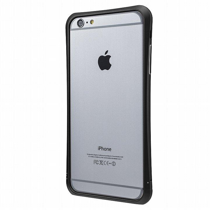 【iPhone6 Plusケース】PRECISION ネジなし メタルバンパー ブラック iPhone 6 Plus_0
