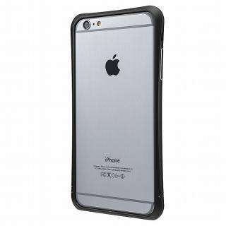 PRECISION ネジなし メタルバンパー ブラック iPhone 6 Plus
