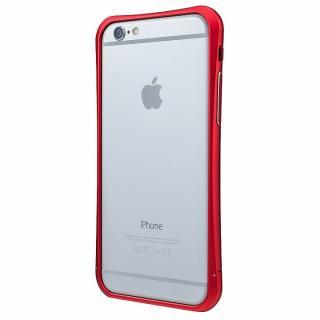 【iPhone6ケース】PRECISION ネジなし メタルバンパー レッド iPhone 6_1