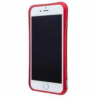 【iPhone6ケース】PRECISION ネジなし メタルバンパー レッド iPhone 6_3