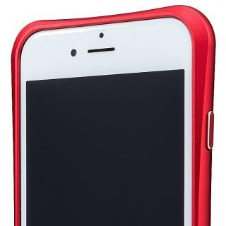 【iPhone6ケース】PRECISION ネジなし メタルバンパー レッド iPhone 6_5