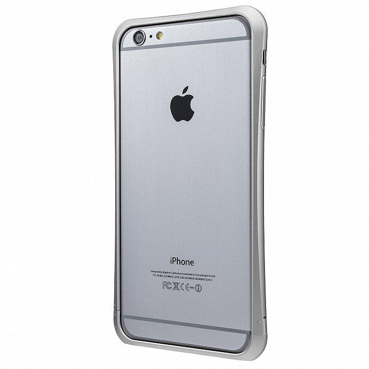 iPhone6 Plus ケース PRECISION ネジなし メタルバンパー シルバー iPhone 6 Plus_0