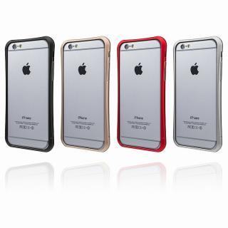【iPhone6ケース】PRECISION ネジなし メタルバンパー レッド iPhone 6_7