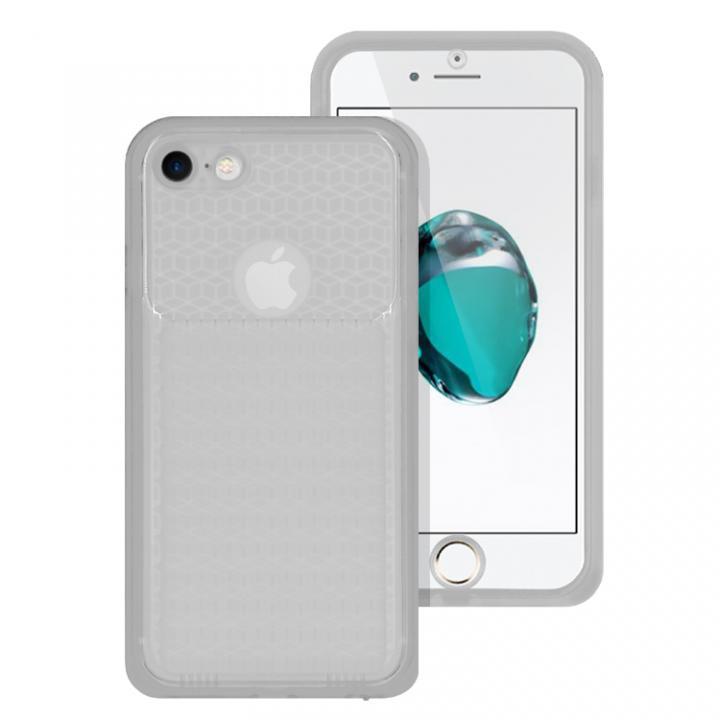 iPhone8/7 ケース 薄い防水ケース カード1枚収納可能 JEMGUN Passport クリア iPhone 8/7_0