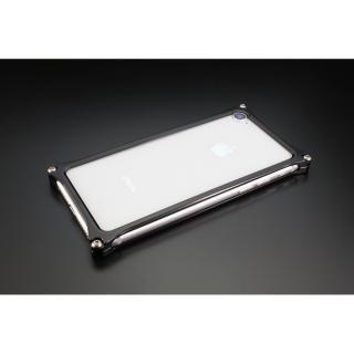 iPhone SE 第2世代 ケース ギルドデザイン ソリッドバンパー ブラック iPhone SE 第2世代/8/7
