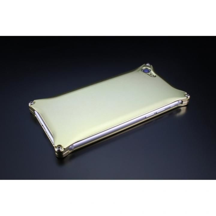 iPhone8/7 ケース ギルドデザイン ソリッドケース シャンパンゴールド iPhone SE 第2世代/8/7_0