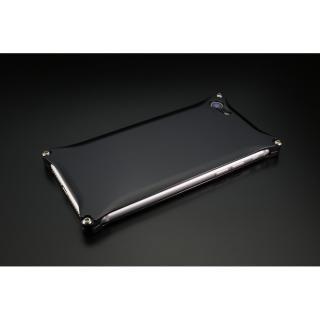 iPhone SE 第2世代 ケース ギルドデザイン ソリッドケース ブラック iPhone SE 第2世代/8/7
