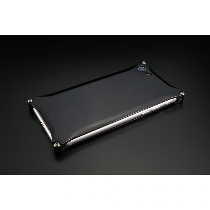 iPhone8/7 ケース ギルドデザイン ソリッドケース ポリッシュブラック iPhone 8/7_0