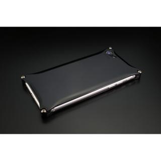 iPhone SE 第2世代 ケース ギルドデザイン ソリッドケース ポリッシュブラック iPhone SE 第2世代/8/7