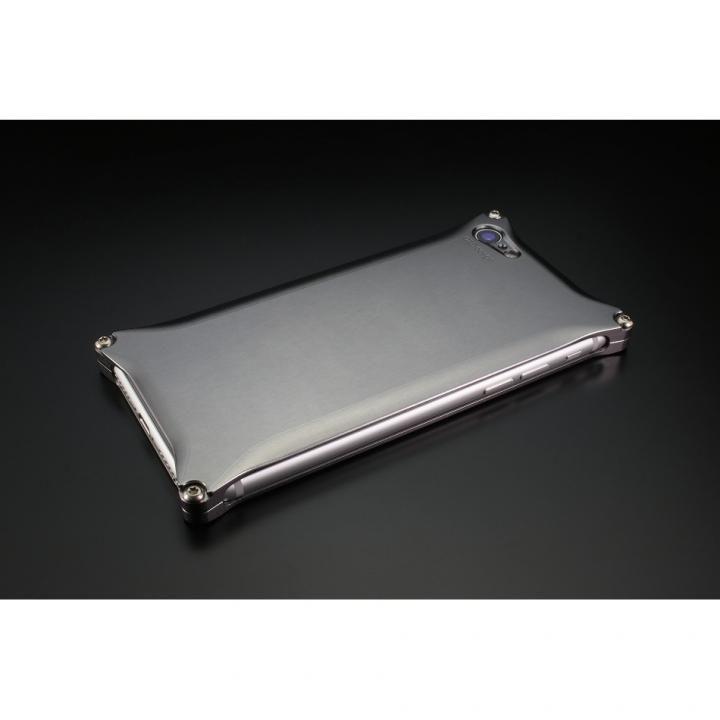 iPhone8/7 ケース ギルドデザイン ソリッドケース グレー iPhone SE 第2世代/8/7_0