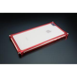 ギルドデザイン ソリッドバンパー レッド iPhone 8 Plus/7 Plus