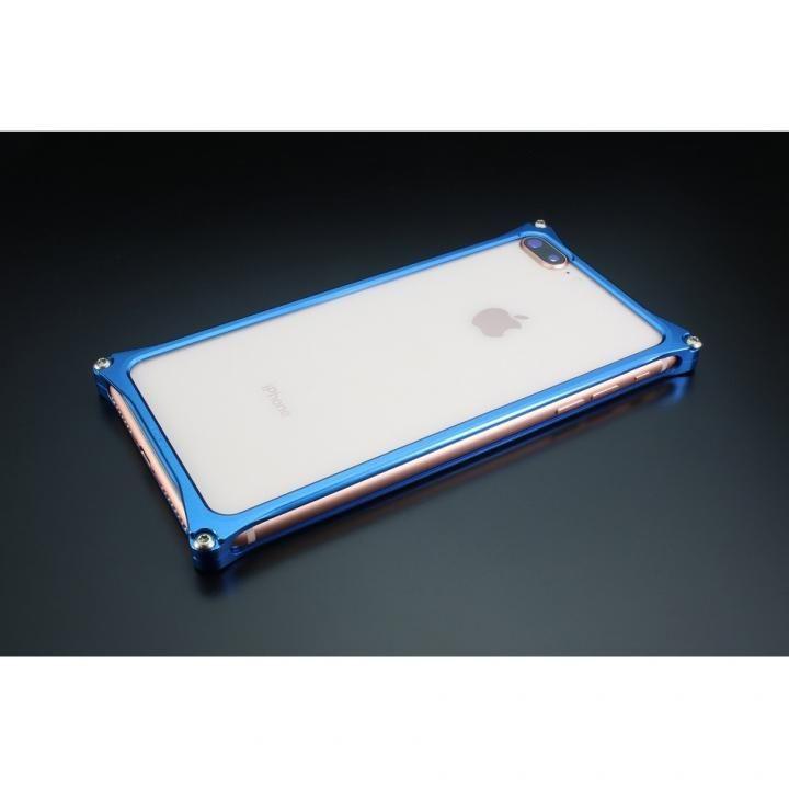 iPhone8 Plus/7 Plus ケース ギルドデザイン ソリッドバンパー ブルー iPhone 8 Plus/7 Plus_0