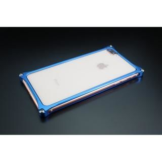 iPhone8 Plus/7 Plus ケース ギルドデザイン ソリッドバンパー ブルー iPhone 8 Plus/7 Plus