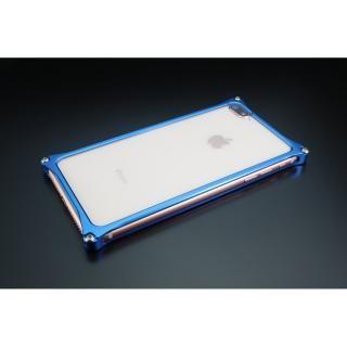 ギルドデザイン ソリッドバンパー ブルー iPhone 7 Plus