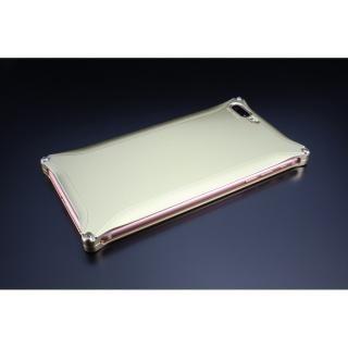 ギルドデザイン ソリッドケース シャンパンゴールド iPhone 8 Plus/7 Plus