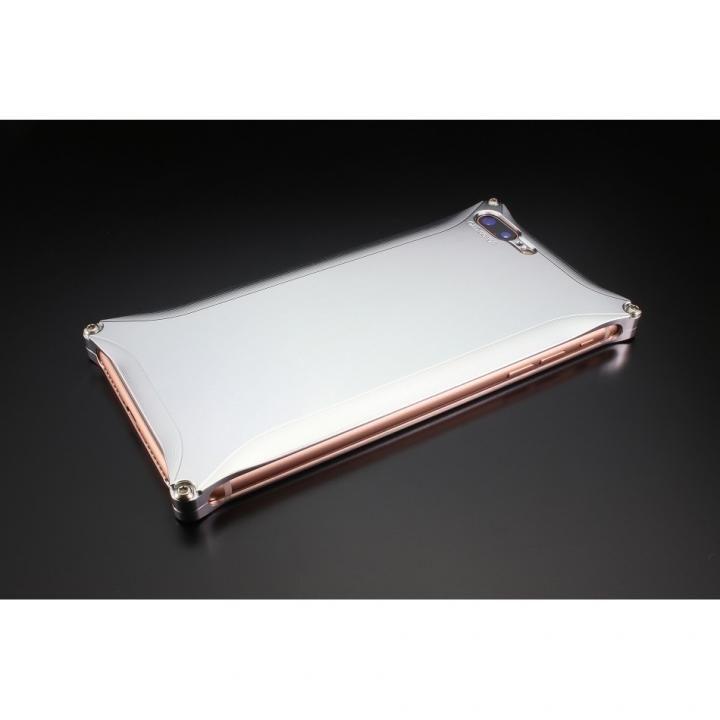 iPhone8 Plus/7 Plus ケース ギルドデザイン ソリッドケース シルバー iPhone 8 Plus/7 Plus_0