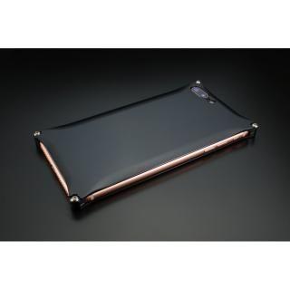 [2018新生活応援特価]ギルドデザイン ソリッドケース ブラック iPhone 8 Plus/7 Plus
