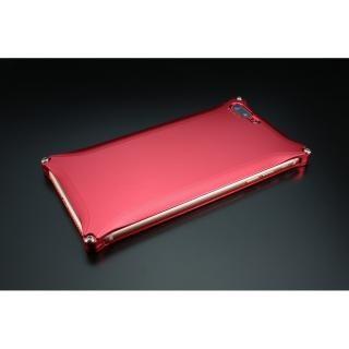 ギルドデザイン ソリッドケース レッド iPhone 8 Plus/7 Plus