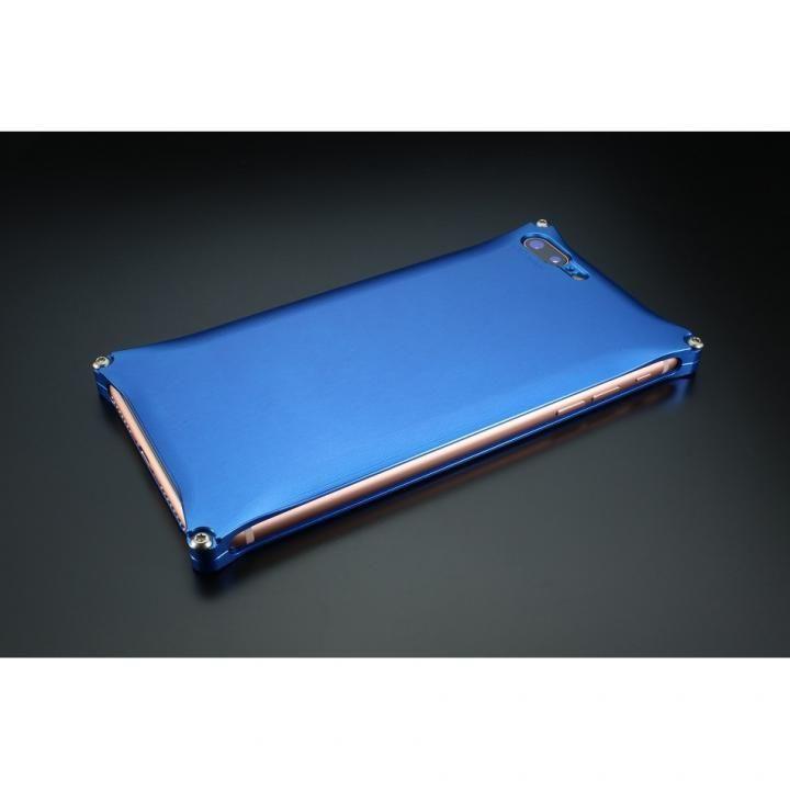 ギルドデザイン ソリッドケース ブルー iPhone 8 Plus/7 Plus