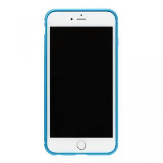 クリスタルアーマー メタルバンパー ライトニングブルー iPhone 7