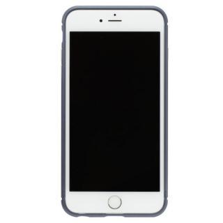 【iPhone8/7ケース】クリスタルアーマー メタルバンパー ネイビー iPhone 8/7
