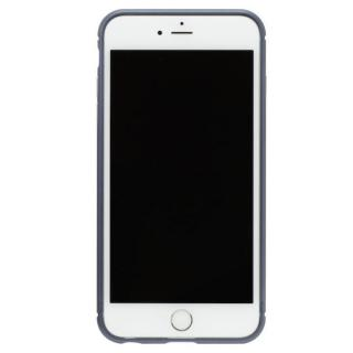 クリスタルアーマー メタルバンパー ネイビー iPhone 8/7