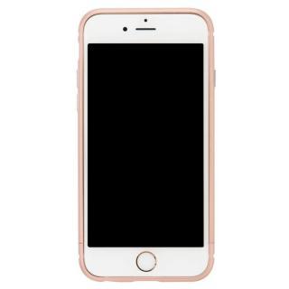 iPhone8/7 ケース クリスタルアーマー メタルバンパー ローズゴールド iPhone 8/7