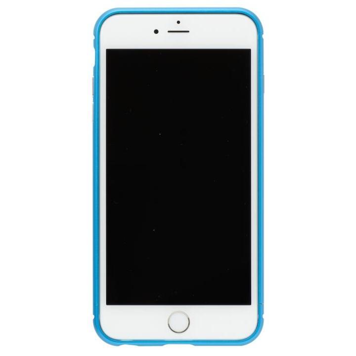 iPhone8 Plus/7 Plus ケース クリスタルアーマー メタルバンパー ライトニングブルー iPhone 8 Plus/7 Plus_0