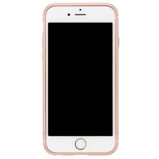 iPhone8 Plus/7 Plus ケース クリスタルアーマー メタルバンパー ローズゴールド iPhone 8 Plus/7 Plus