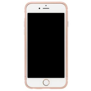クリスタルアーマー メタルバンパー ローズゴールド iPhone 8 Plus/7 Plus