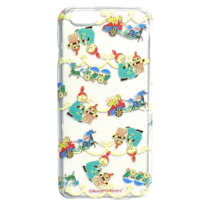 【iPhone6ケース】ムーミン ハードケース リトルミイ&ミムラ/チラシ iPhone 6_0