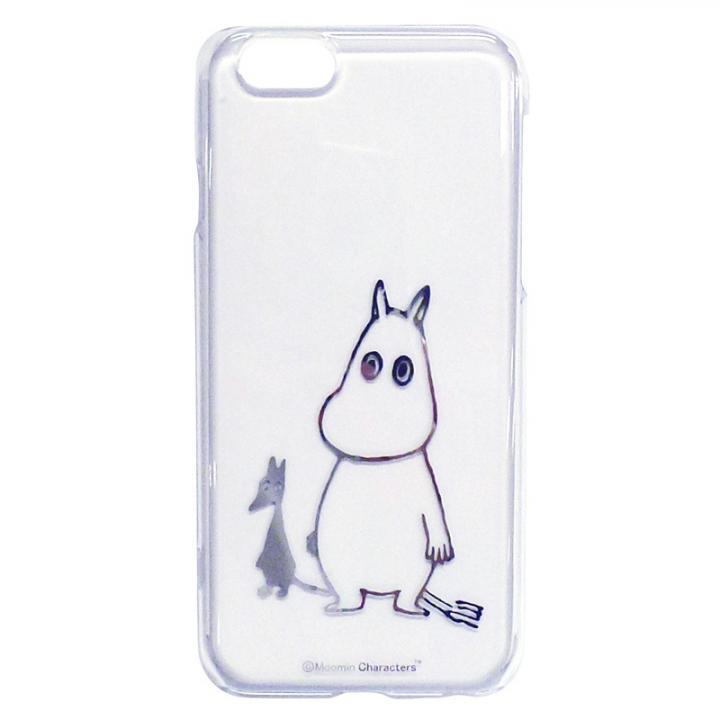 【iPhone6ケース】ムーミン ハードケース ムーミン&ソフス iPhone 6_0