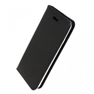 手帳×アルミバンパーケース Cuoio 黒/シルバー iPhone 7