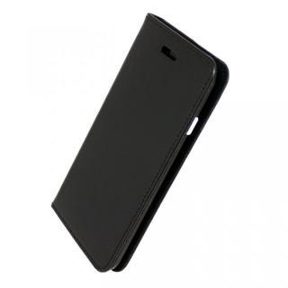 手帳×アルミバンパーケース Cuoio 黒/ブラック iPhone 7