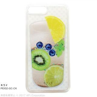 EYLE Glitter Case カクテル キウイ iPhone 8 Plus/7 Plus/6s Plus/6 Plus