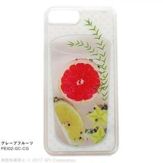 EYLE Glitter Case カクテル グレープフルーツ iPhone 8 Plus/7 Plus/6s Plus/6 Plus