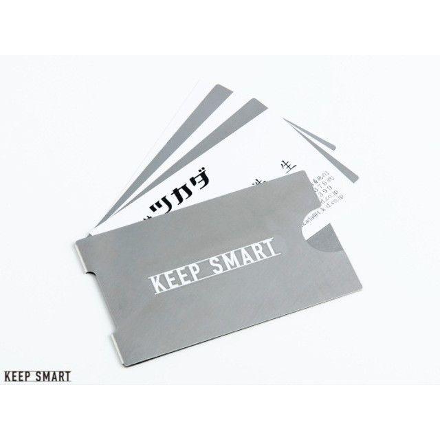 極薄スマート名刺入れ KEEP SMART_0