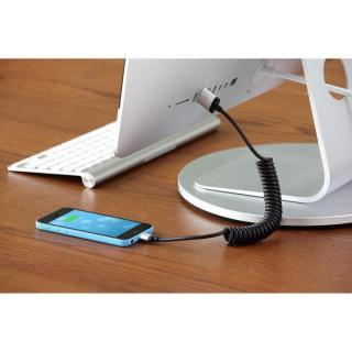 [1.8m] Just Mobile AluCable Twist Lightningケーブル_3