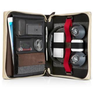 本革製ブック型マルチケース BookBook Travel Journal